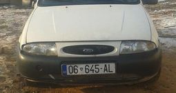 shesh ford courier