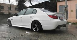 BMW 550i Look M