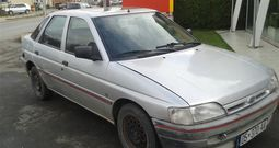 Ford Escort 1.8 Dyzell