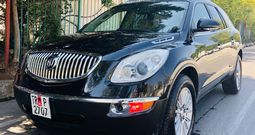 USA Car  BUICK Enclave Fuoristrade full option