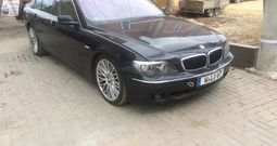 Shes Bmw 745d face lift 2006