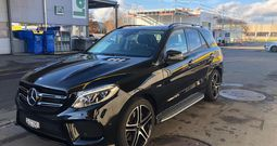 SHES MERCEDES BENZ AMG GLE 43 FULL EKSTRA