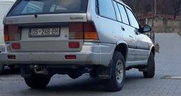 Ssangyong Musso 4×4