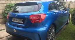 Shes Mercedes Benz A220 AMG Line