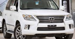 2014 Lexus LX 570 Full Options Suv Jeep