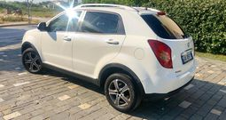 Okazion..Ssangyong 2.0 nafte, 4x4, automatic, 2011