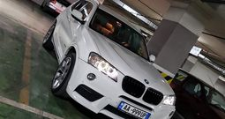 Okazion Bmw X3 2.0D Look M