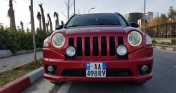 Jeep compass really