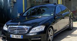 SHITET S CLASS 550 LUNGO LOOK 6.3AMG/// 2013