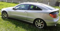 SHES MERCEDES CLC 220 COUPE PANORAM