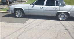 Shes Cadillac Fleetwood Deville